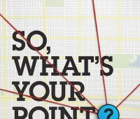 Fran Sciacca, So, what?s your point. Finding the plot in a chart your own adventure culture