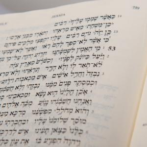 Wstęp do Starego Testamentu II